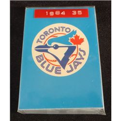 1984 Blue Jays Fire Safety Cards Complete Set 35