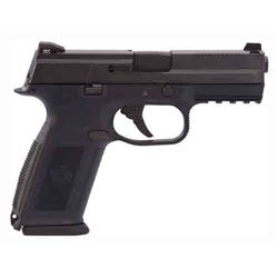 FN FNS-9 9MM LUGER 17-SHOT BLACK