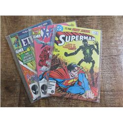 The Enternals #1, X-Factor Annual #1, Superman #1
