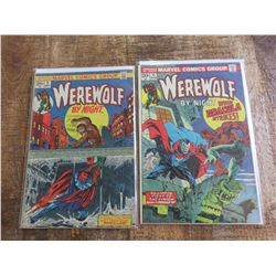 Werewolf by Night #9, #15