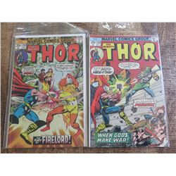 Mighty Thor #240, 246