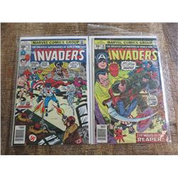 Invaders #10, 14