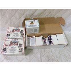 1991-1992 Upper Deck Hockey Cards
