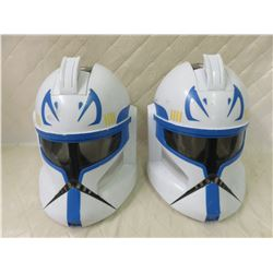 Clone Trooper Helmets