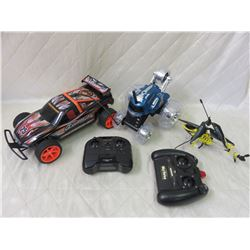 RC Car lot