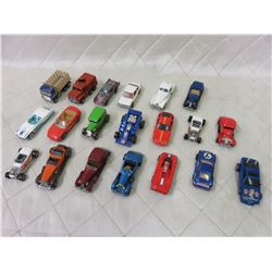 Vintage Hot Wheels and Matchbox Cars