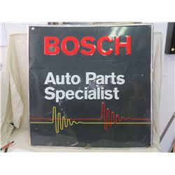 BOSCH Tin Sign