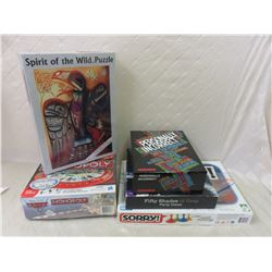 Board Games and Puzzle