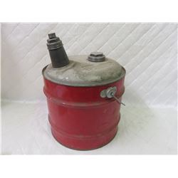 Vintage GSW Oil Can