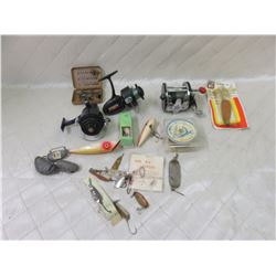 Various Fishing Gear