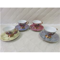 Elbro Teacups and Saucers