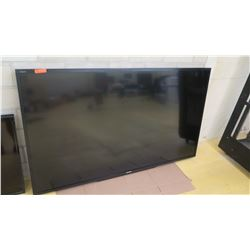 "Sharp 90"" Aquos TV - Model LC-90LE657U, powers on but has ""shaky"" image"