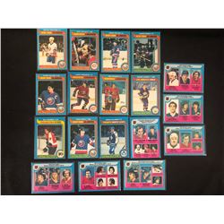 TOPPS HOCKEY ALL-STAR TRADING CARDS LOT