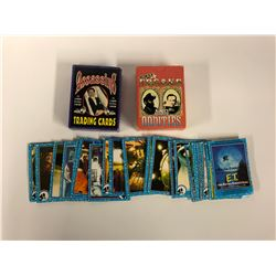 NON SPORTS TRADING CARDS LOT (E.T, ASSASSINS, FREAKS & ODDITIES)