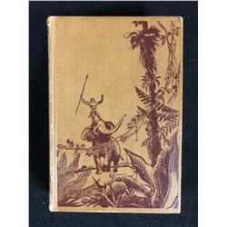 VINTAGE THE RETURN OF TARZAN HARD COVER BOOK FIRST EDITION