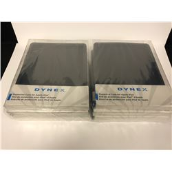 DYNEX PROTECTIVE CASES FOR APPLE IPAD LOT (10 CASES)