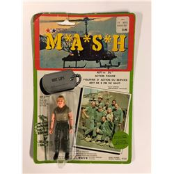 "MASH 3 3/4"" HOT LIPS ACTION FIGURE (IN PACKAGING)"