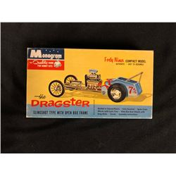 MONOGRAM THE DRAGSTER FORTY NINER COMPACT MODEL IN BOX