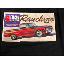 AMT FALCON CUSTOM UNNASSEMBLED HOBBY KIT RANCHERO PICK UP IN BOX