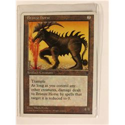 Magic the Gathering Legends Bronze Horse