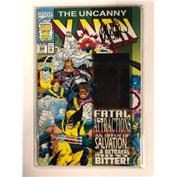 LIMITED EDITION UNCANNY X-MEN #304 SIGNED BY ARTIST DAN PANOSIAN W/ COA