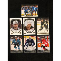 UPPER DECK HOCKEY TRADING CARDS LOT (SOME YOUNG GUNS)
