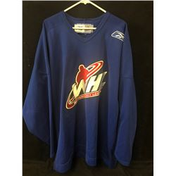 OFFICIAL WHL PRACTICE JERSEY  (WESTERN HOCKEY LEAGUE)