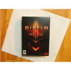 DIABLO - EVIL IS IN IT'S PRIME - LOOKS NEW - WITH LICENSE KEY