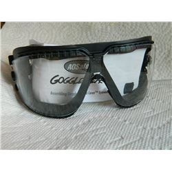 GOGGLES - 3M - LARGE DUST GOGGLE GEAR - NEW