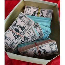BOX ASSORTED PLAY MONEY