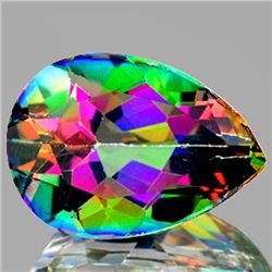 Natural Mystic Topaz 6.92 cts - Flawless