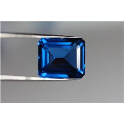 Natural London Blue Topaz 23.59 carats - VVS