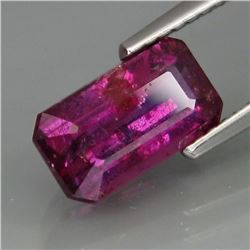 Natural Purple Sapphire 2.55 Carats - Unheated