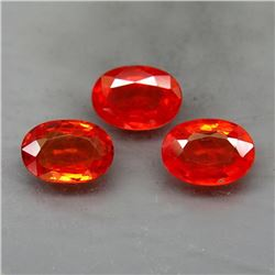 Natural Red Sapphire 7x5 MM - 2.98 Cts