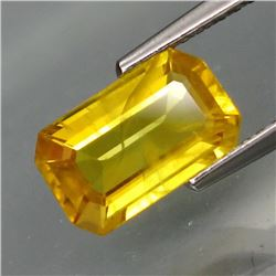 Natural Yellow Sapphire 1.95 Cts