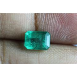 Natural Emerald 1.69 Carats - no Treatment