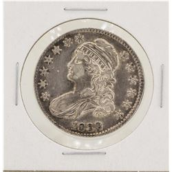 1832 Capped Bust Half Dollar Silver Coin