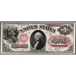 1878 $1 Legal Tender Note