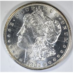 1882-CC MORGAN DOLLAR  GEM BU