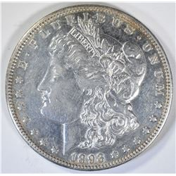 1893-O MORGAN DOLLAR