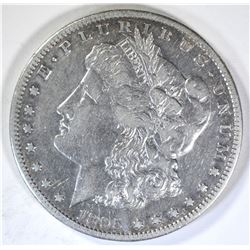 1895-S MORGAN DOLLAR  VF+