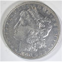 1901 MORGAN DOLLAR  XF-AU