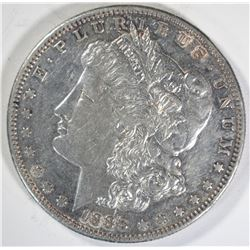 1888-S MORGAN DOLLAR  XF+