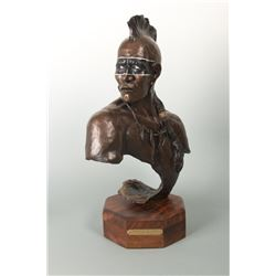 Gary Cooley, bronze