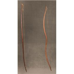 Pair of Northern Plains Bows