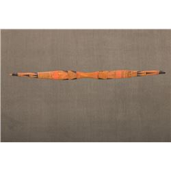"Modoc Painted Bow, 45"" long"