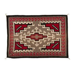 Group of 8 Navajo Rugs