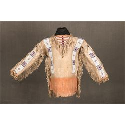 "Cheyenne War Shirt, 24"" wide"