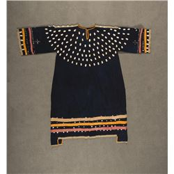 "Crow Woman's Dress, 52"" long"