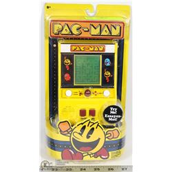 NEW PAC MAN MINI ARCADE STAND UP GAME WITH